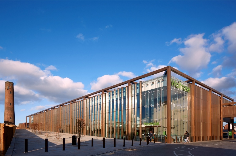Key Office Building Designs In England